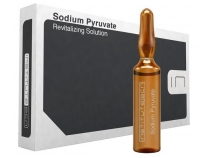 SODIUM PYRUVATE 1% 10 AMP X 2 ML . Piruvato Sodico