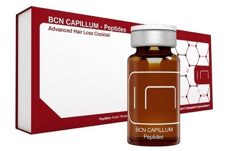 BCN CAPILLUM PEPTIDES HAIR 5 V X 5 ML