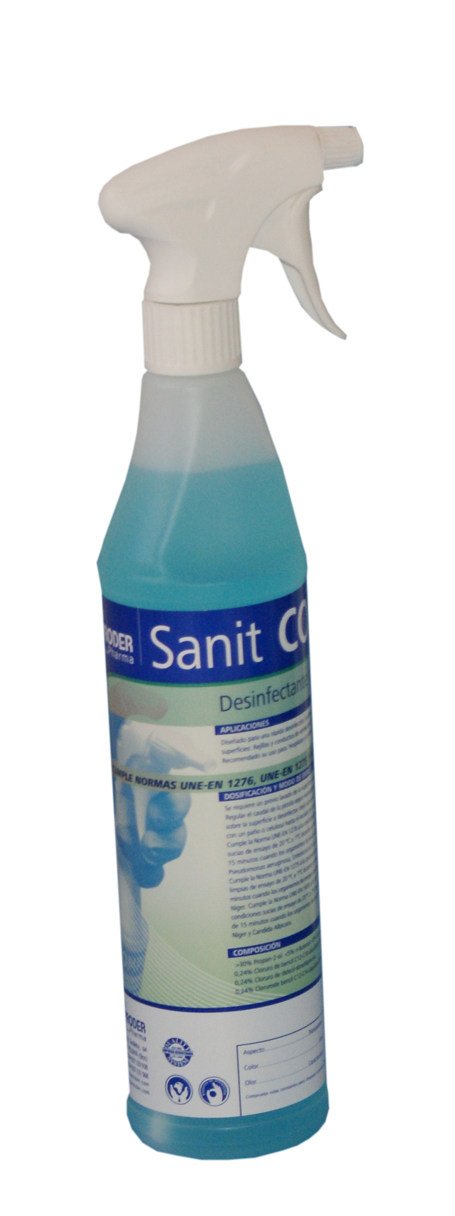 DESINFECTANTE SANIT COMPLET 0.75 L. SPRAY